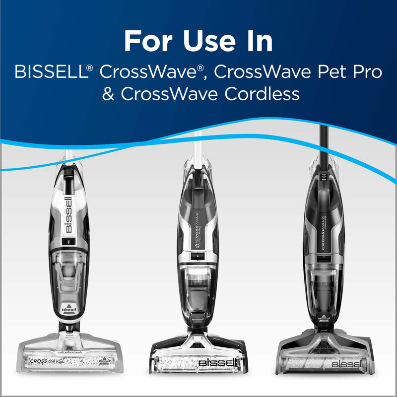 CrossWave Multi-Surface Wet Dry Vac Multi-Surface Brush Roll 1608683 Machines
