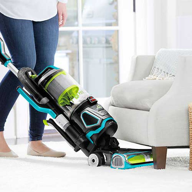 Pet Hair Eraser 2087 BISSELL Vacuum Cleaner LED Under Couch