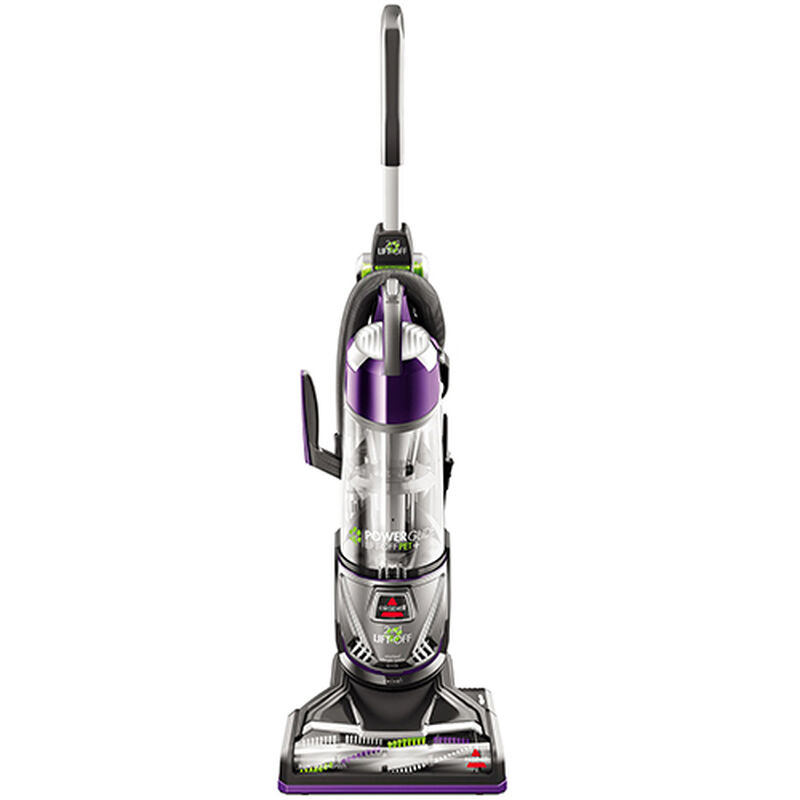 BISSELL PowerGlide Lift Off Pet Vacuum Cleaner 2043