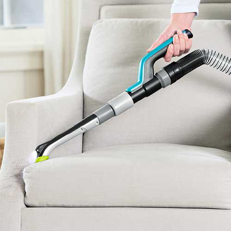 Pet Hair Eraser 2087 BISSELL Vacuum Cleaner LED Crevice Tool Couch